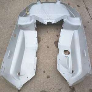 BELLY PAN 1995 MX MXZ SKI DOO