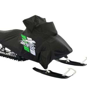 Arctic Cat 2012-2013 M XF HC Premium Cover – Green / Black