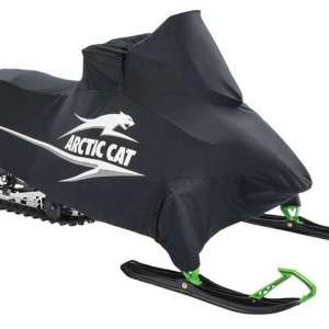 Arctic Cat Cover – Black Grey – 2016-2017 Bearcat 7000 XT