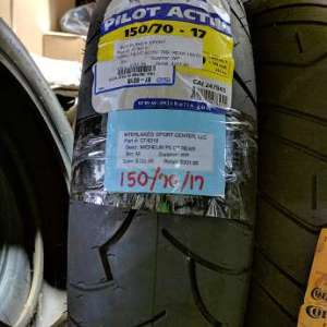 TIRE MICHELIN PILOT ACTIV 150-70-17