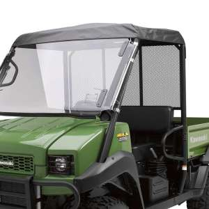 Mule 4010 Flip Up Windshield