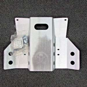 Yamaha Grizzly 660 Aluminum Rear Bash Plate