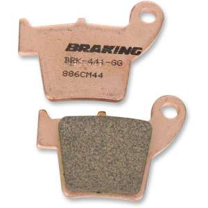 Honda CRF Brake Pads CM-44 Sintered 886CM44