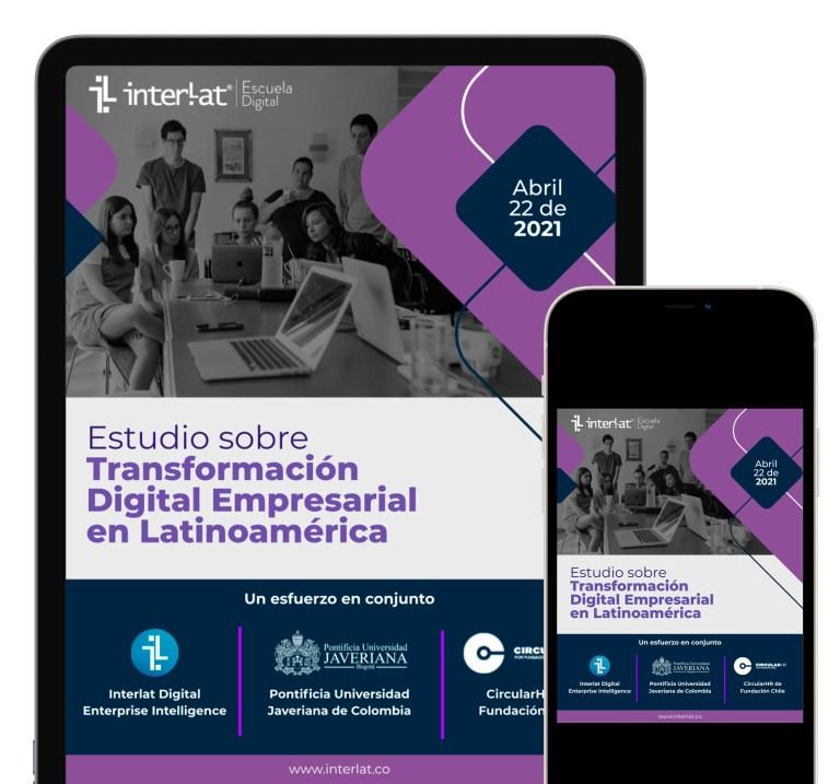 Estudio sobre Transformación Digital Empresarial en Latinoamérica