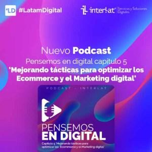 Podcast ecommerce y marketing digital