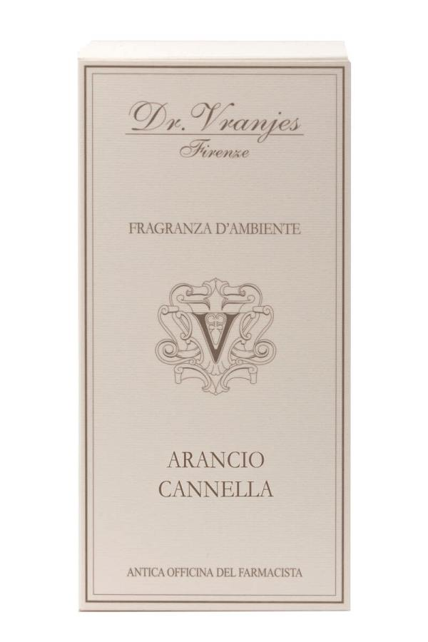 Arancio Canella (апельсин и корица)