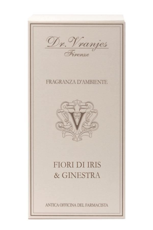 Fiori Di Iris Ginestra (цветы ириса и дрока)