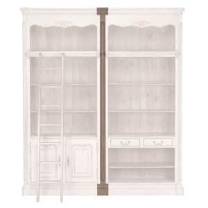"""Внутренние соединительные накладки для книжных шкафов """"Chateau"""""""