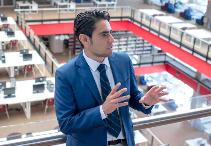 Dr. Miguel Angel Díaz Delgado