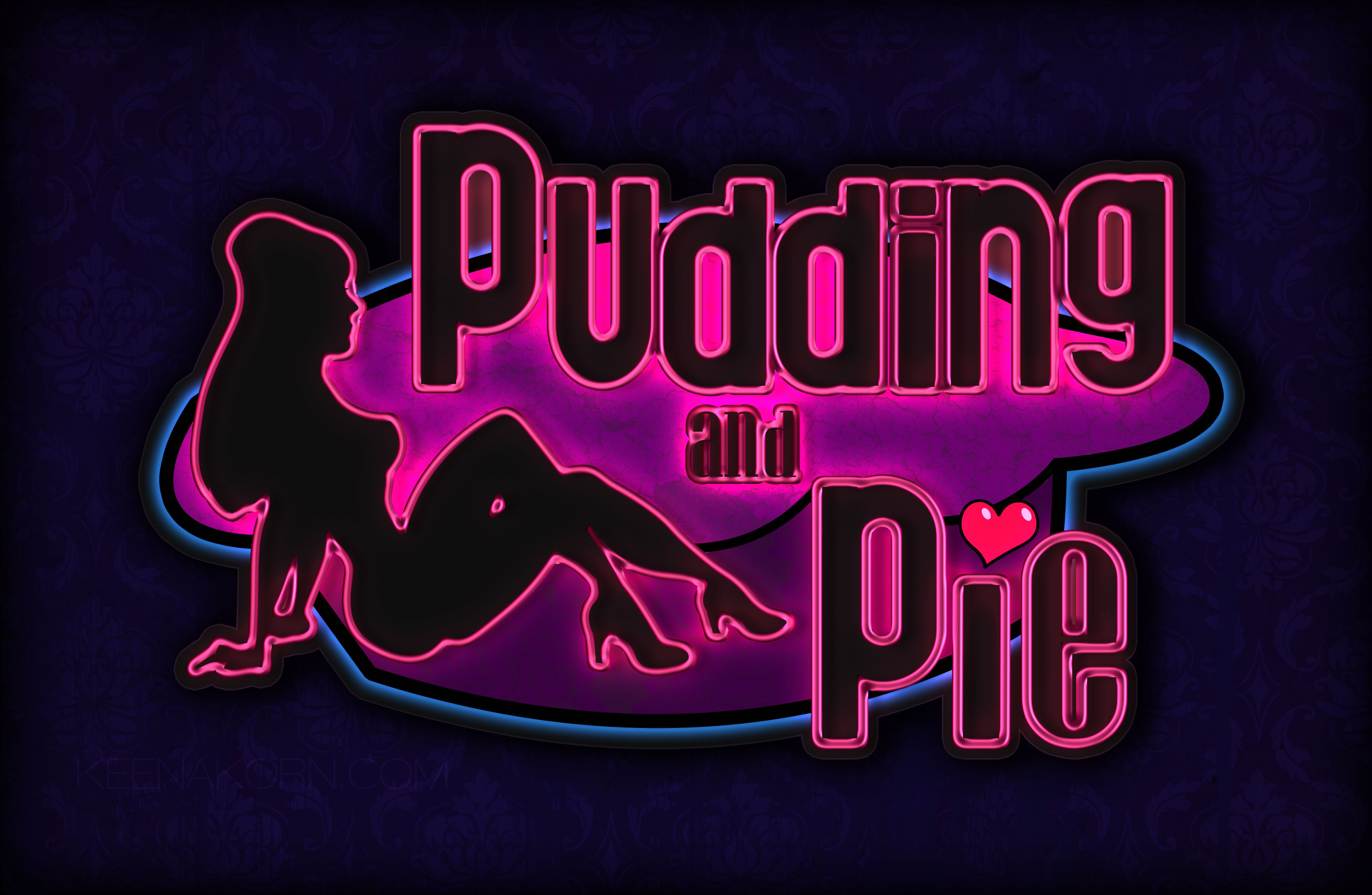 pudding and pie wolf among us wallpaper designed by keena wolff graphic designer las cruces