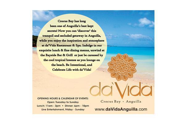 Rack Card for Davida Anguilla