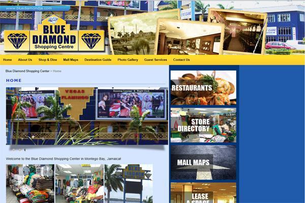 Blue Diamond Shopping Center - Montego Bay Jamaica