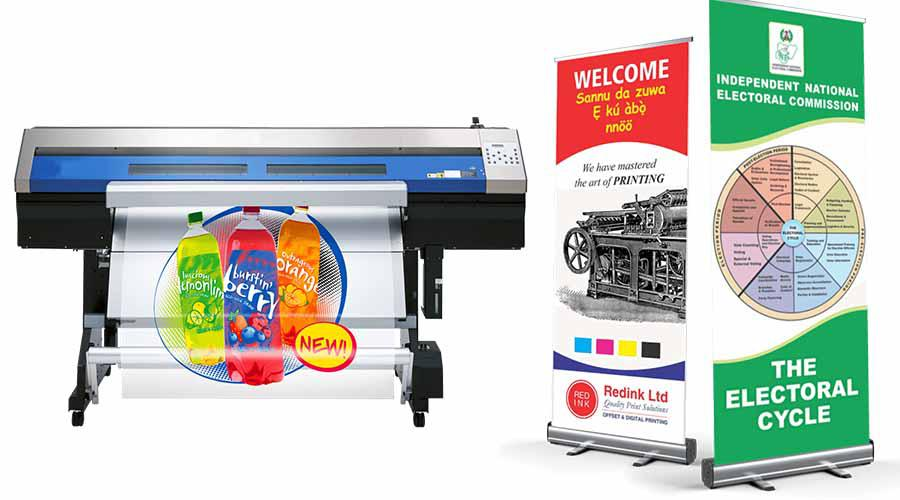 Printing, Publishing, Large Format and Signage by Interlinc Communications