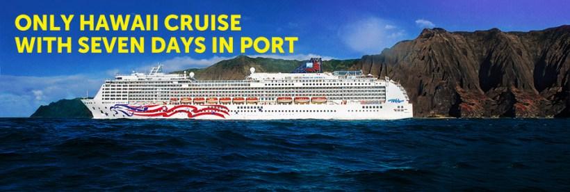 NCL Hawaii Cruise