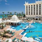 Destination Wedding at the Riu Palace Aruba