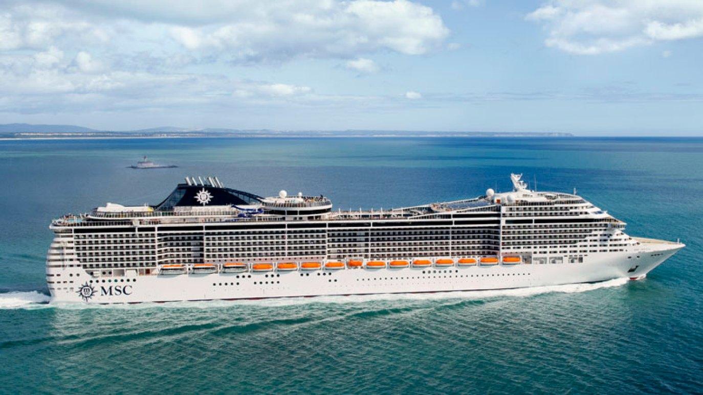 Interline rates on MSC Cruises