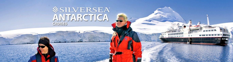 Silver Sea Antarctica