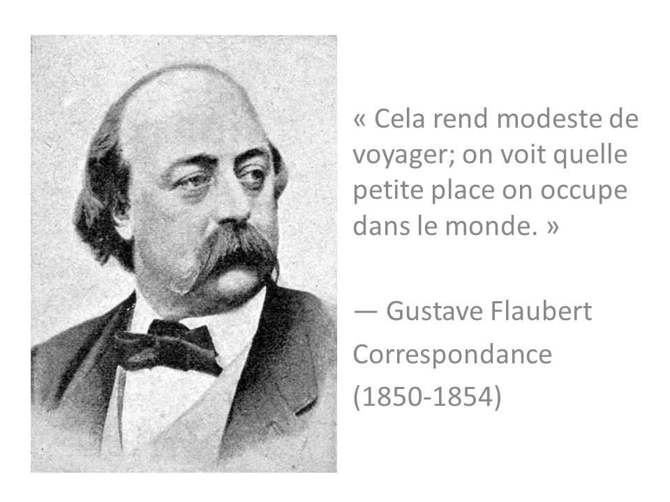 Un été littéraire : Flaubert | Interlingua Events