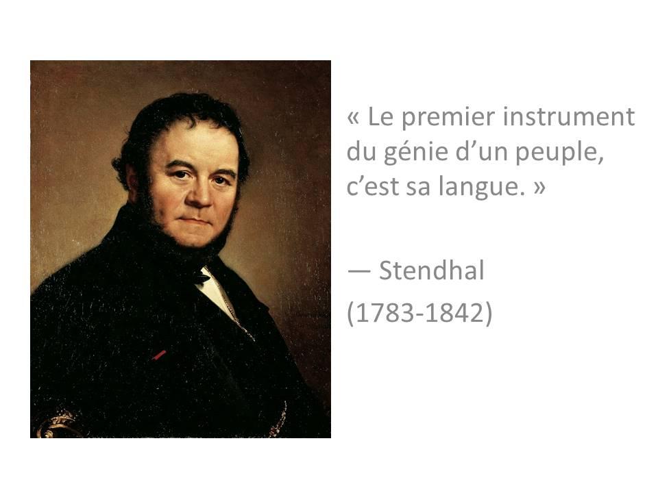 Un été littéraire : Stendhal | Interlingua Events