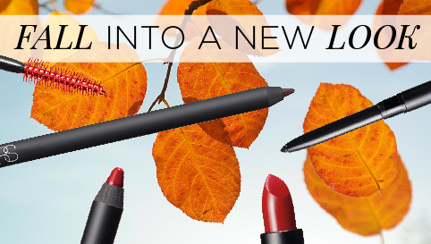 fall into a new look NARS makeup artist event