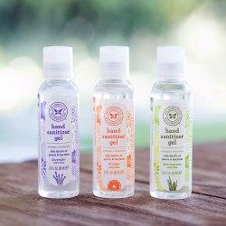 The Honest Company hand sanitizer