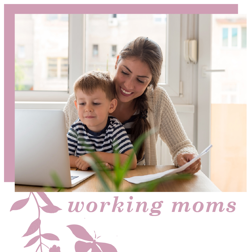 Service suggestions for working moms | INTERLOCKS Salon + Spa
