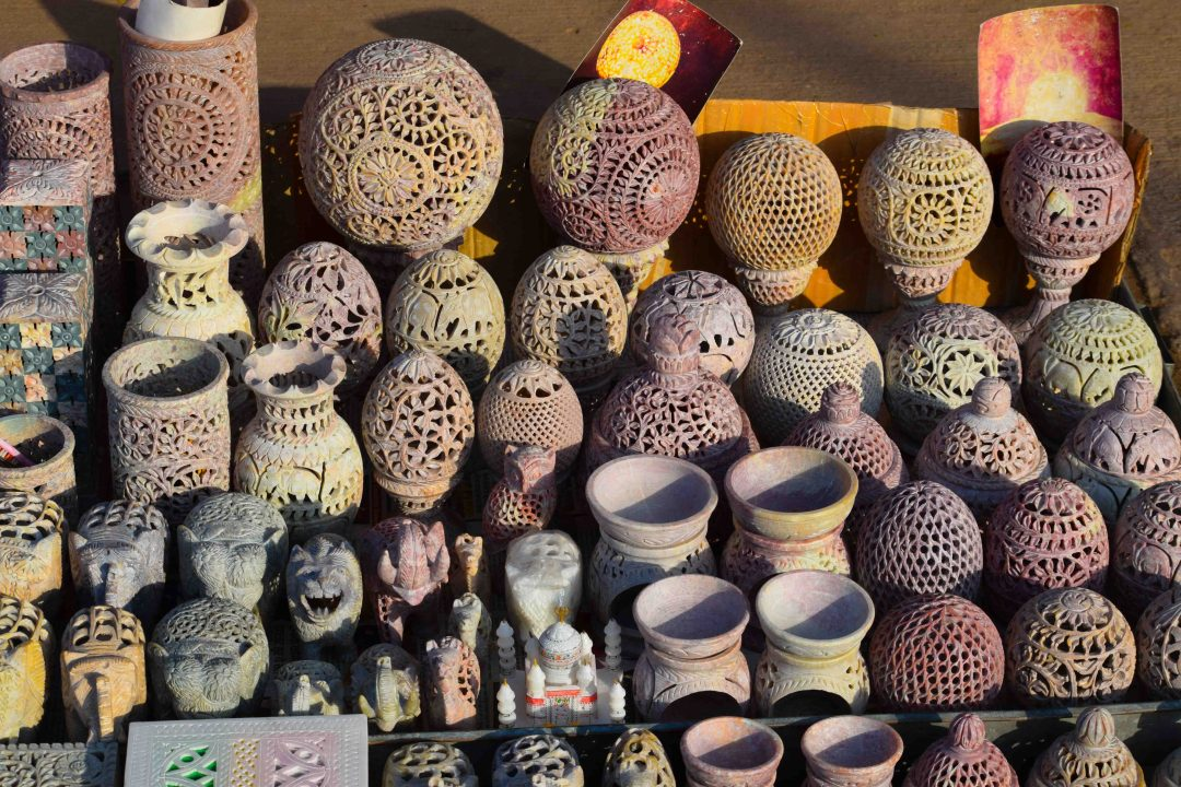 Stone crafts of Rajasthan