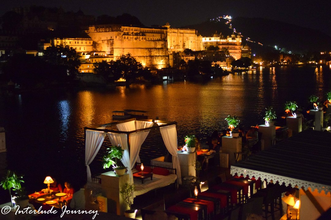 UPRE-1669AD restaurant at Hotel Lake Pichola