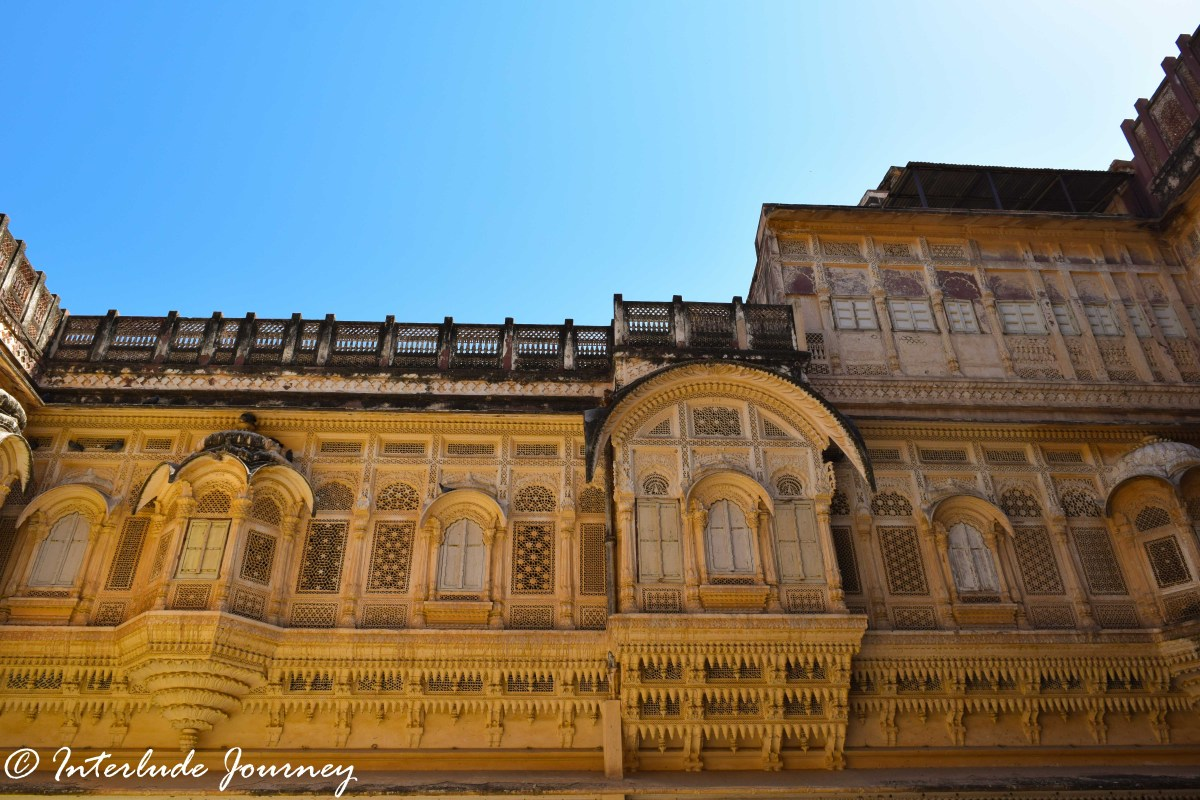 Mehrangarh Fort- A Cultural and Architectural Extravaganza
