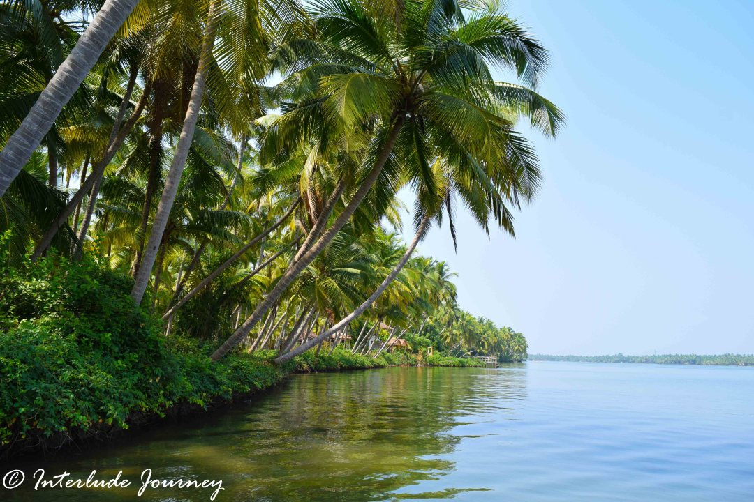 Payyanur Backwaters