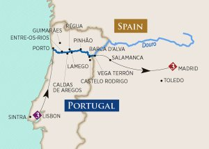AmaWaterways Portugal & Spain River Cruise