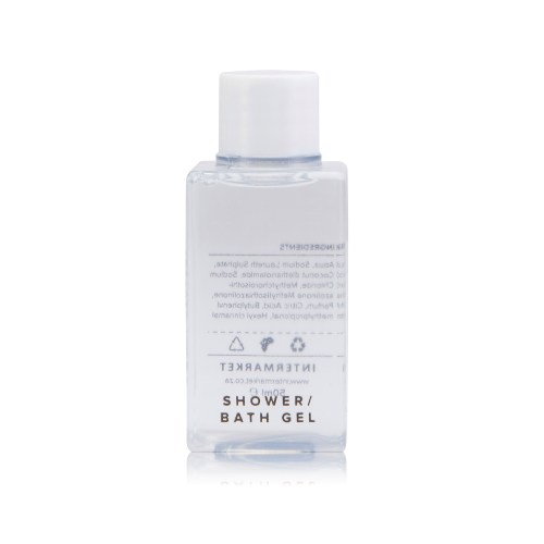 CONTEMP 50ML SHOWER/BATH GEL FRONT