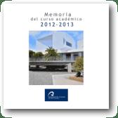 Memoria ULPGC 2012 2013