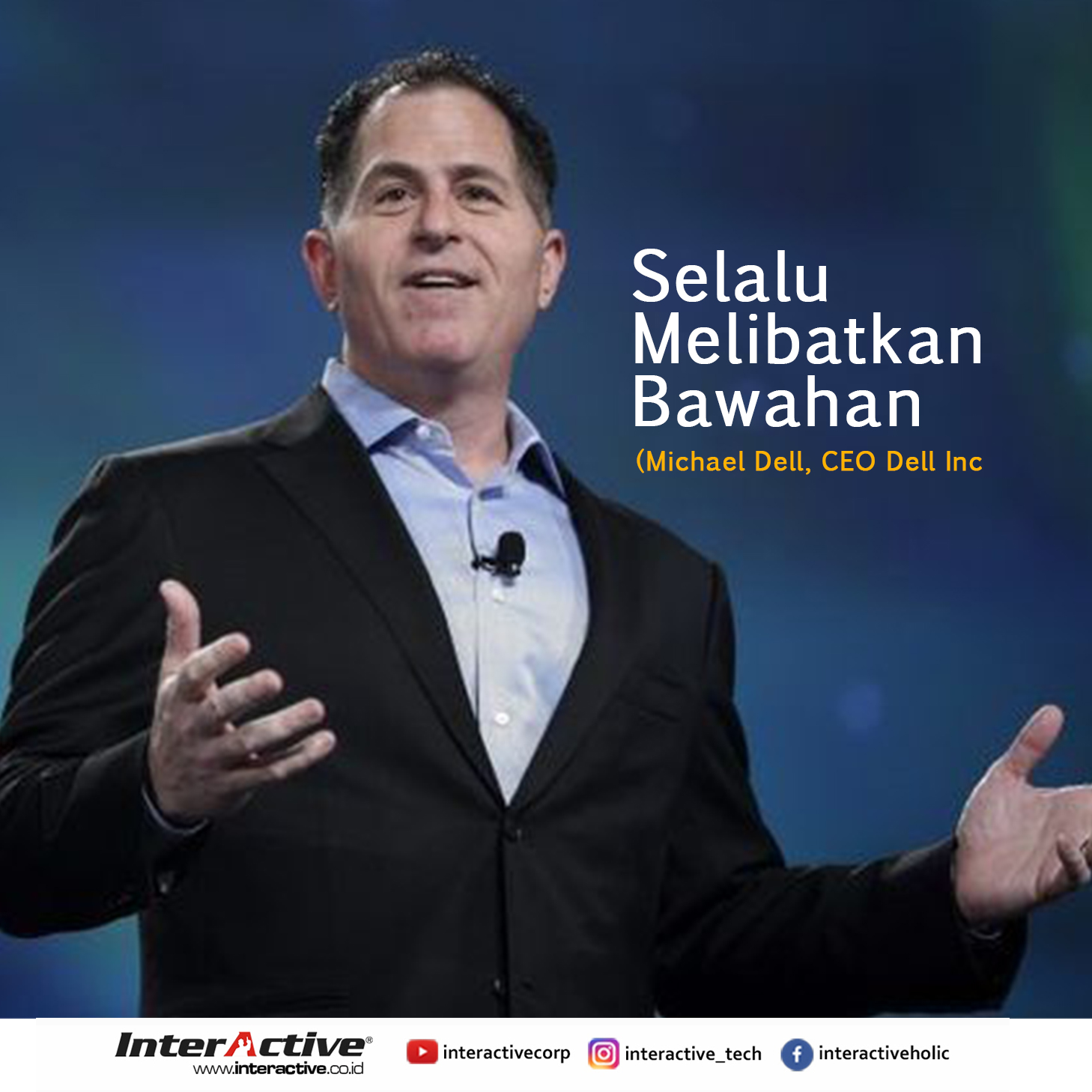 Quotes Michael Dell