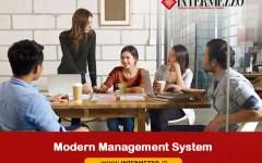 modern management system