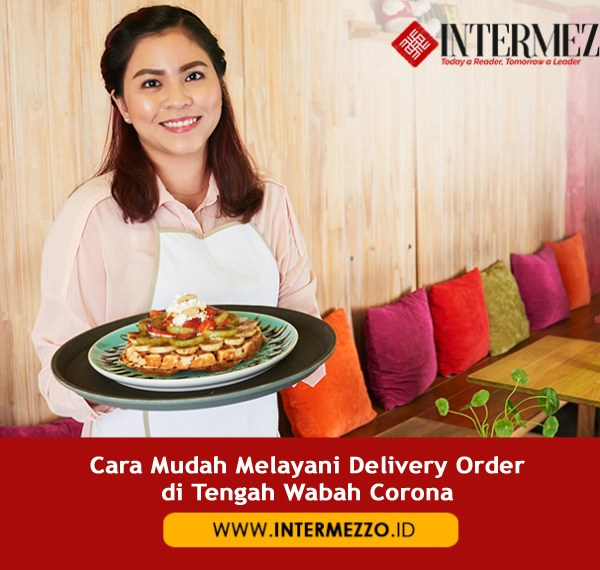 melayani delivery order