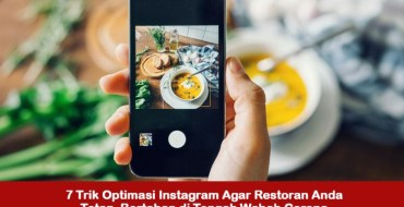 optimasi instagram restoran