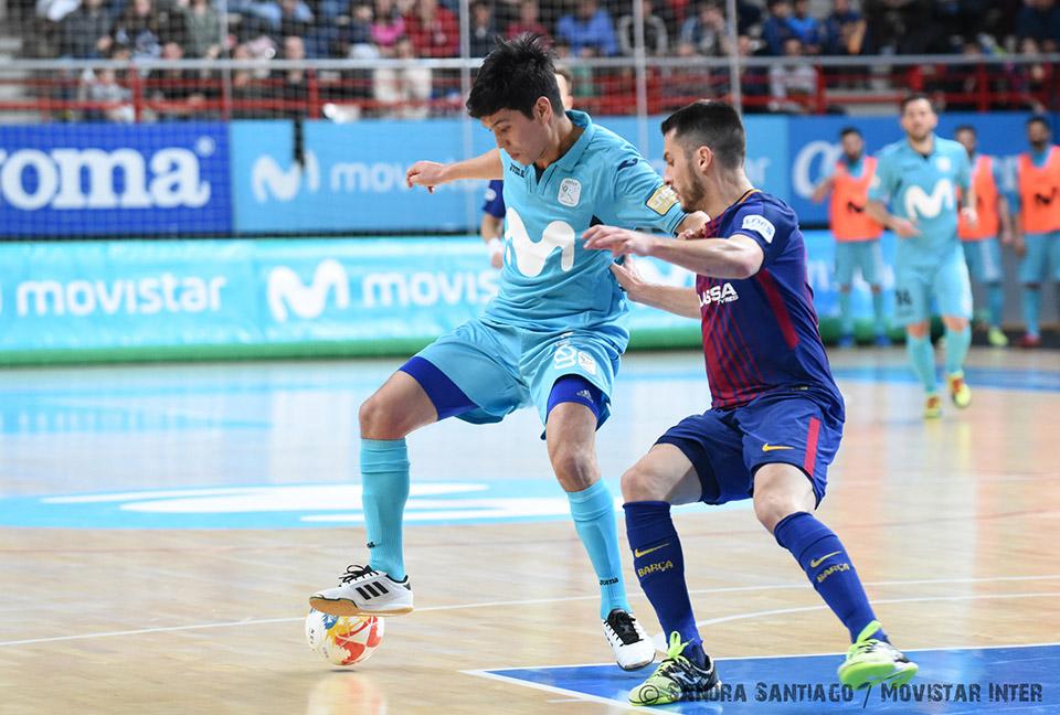 da270a932 La web oficial del F.C. Barcelona emitirá en directo la vuelta de ...