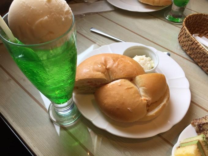 モーニングケーキ ALBINOR(アルビノール) モーニングセット