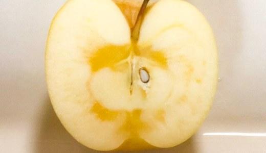 長野県の「ムーンふじりんご」希少品種。ふじりんごの仲間。