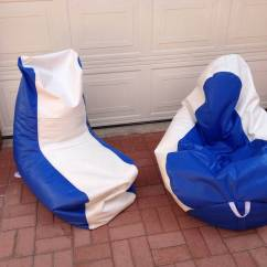 Boat Bean Bag Chairs Rocking Chair Cushions Walmart E Sea Rider Bloodydecks