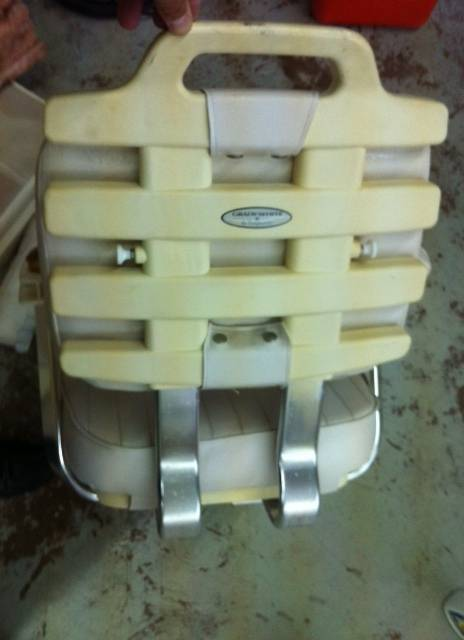 Grady White Helm Chair  Saltwater Fishing Forums