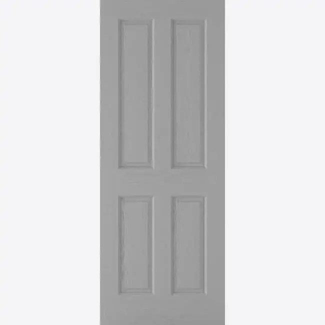 Grey Moulded Textured 4P
