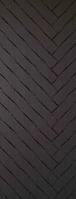 Charcoal Grey Embossed Bexhill