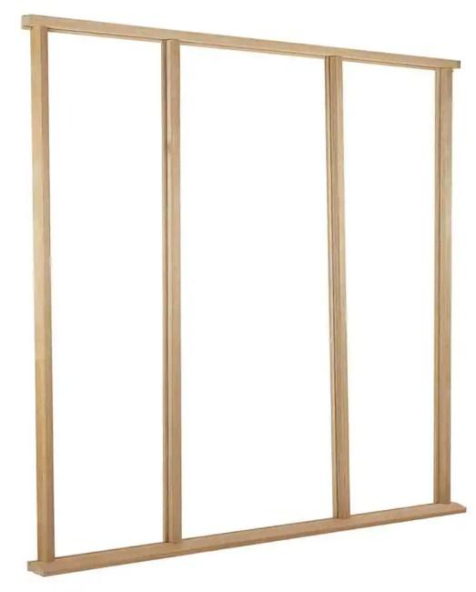 Door Frame Universal Oak Type External