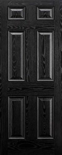 GRP Colonial 6P Black
