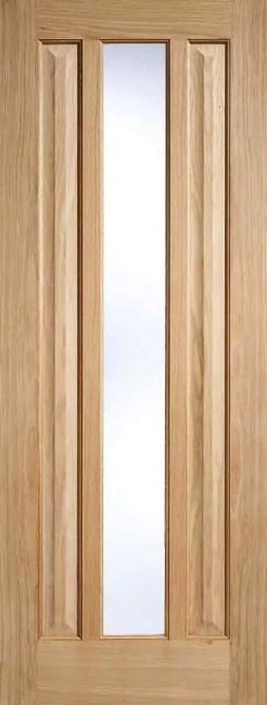 Oak Kilburn Glazed 1L