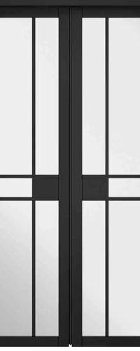 Room Divider Black Greenwich W6