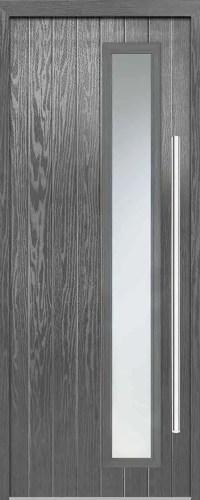 Shardlow Grey Glazed Door Set