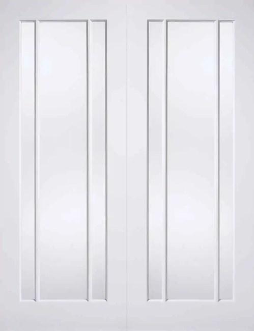 White Lincoln Glazed 3L Pair